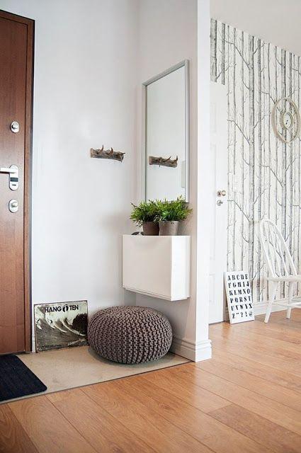 id e relooking cuisine cr er une entr e qui a du charme et qui la fois pratique et. Black Bedroom Furniture Sets. Home Design Ideas