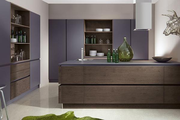 id e relooking cuisine cuisine quip e allemande de marque schroeder gamme oakline de style. Black Bedroom Furniture Sets. Home Design Ideas