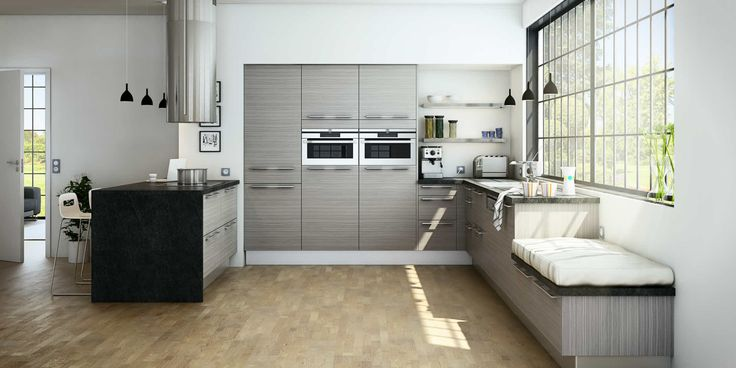 id e relooking cuisine cuisine hygena fantasy gris leading inspiration. Black Bedroom Furniture Sets. Home Design Ideas