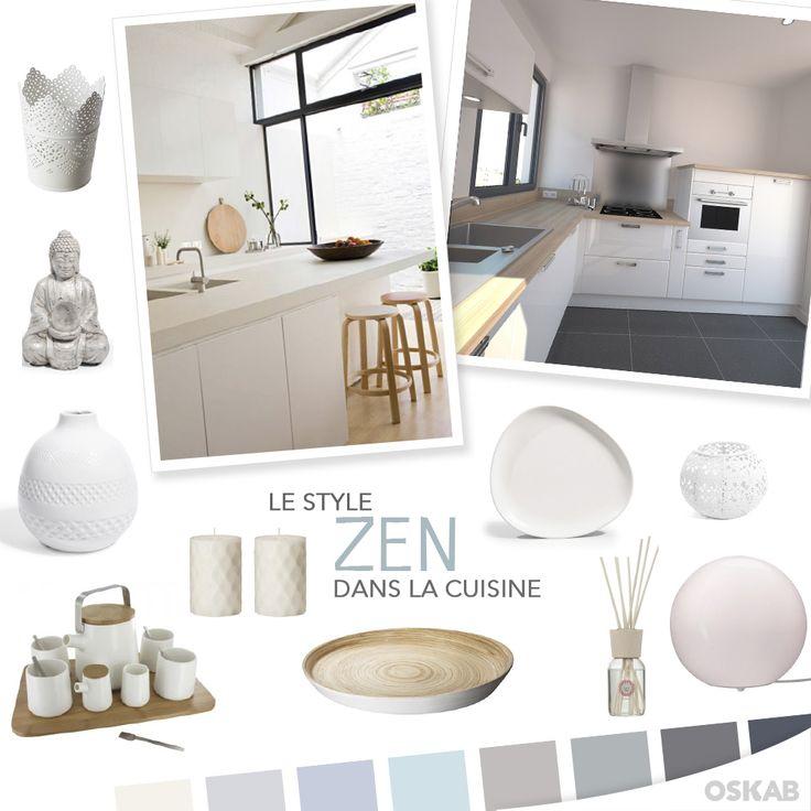 id e relooking cuisine d couvrez notre planche de tendance sur le style zen pour recr er dans. Black Bedroom Furniture Sets. Home Design Ideas