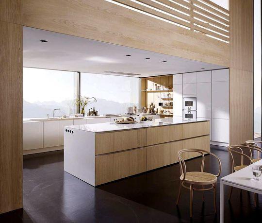 id e relooking cuisine des mod les de cuisine pour une cuisine petite ou grande une cuisine. Black Bedroom Furniture Sets. Home Design Ideas