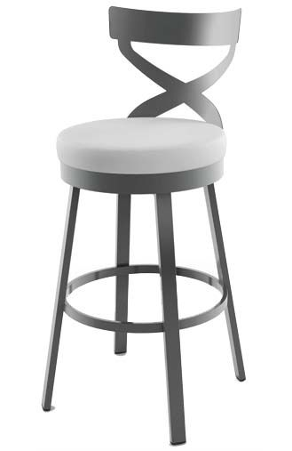 Id e relooking cuisine new lincoln model modern kitchen stool by amisco now found at www for Cuisine model new