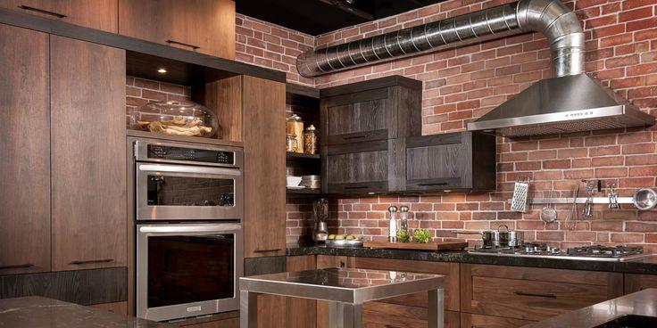 id e relooking cuisine pour une cuisine dans un d cor moderne rustique optez pour des. Black Bedroom Furniture Sets. Home Design Ideas
