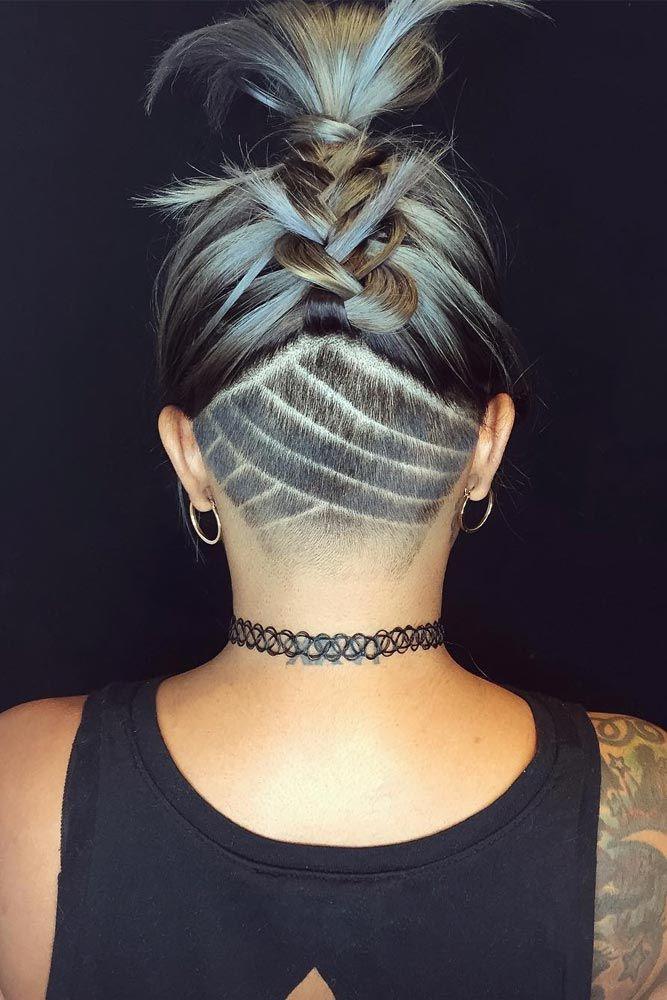 Nouvelle tendance coiffures pour femme 2017 2018 vous recherchez une nouvelle sous marie - Coup de foudre pour une femme ...