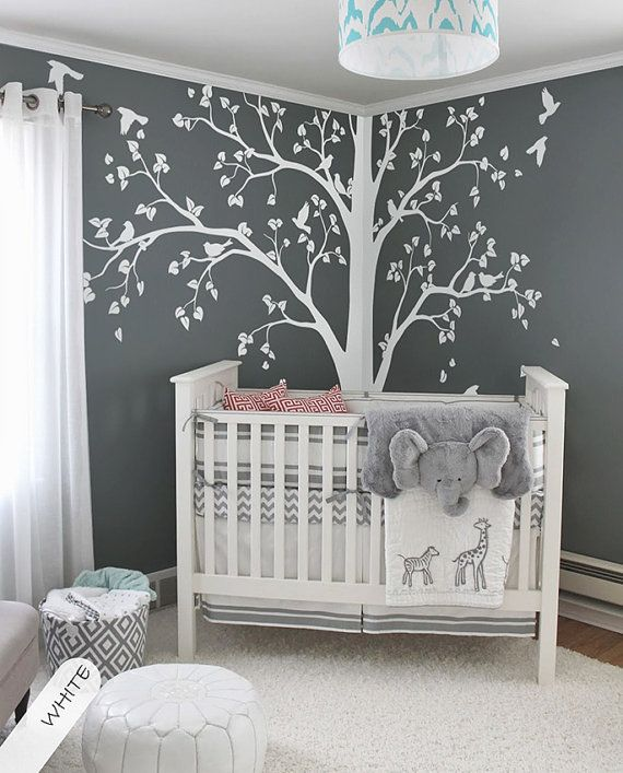 19 Adorable Ideas For Decorating Small Nursery: Relooking Et Décoration 2017 / 2018