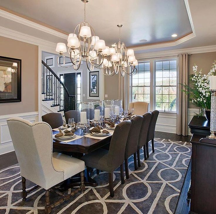 The Best Simple Dining Room Ideas: Interior Design Ideas For Dining Room