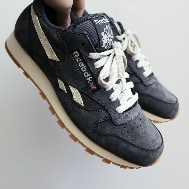best sneakers 5f9b7 4fcc0 Description. Tendance Chausseurs Femme 2017 Description Reebok Classic  Leather Vintage ...