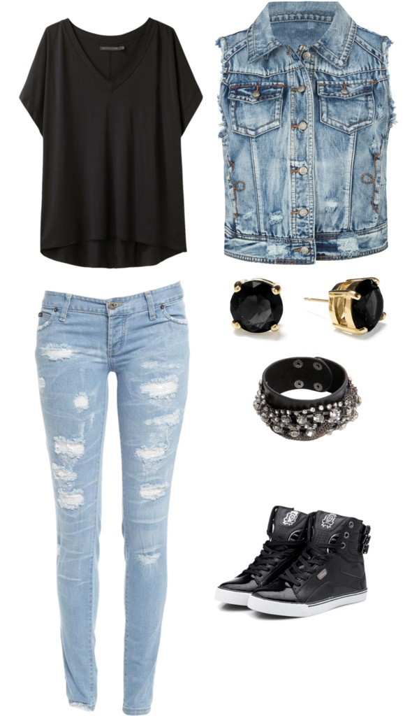 tendance chaussures 2017 tenue swag by one direction81 liked on polyvore. Black Bedroom Furniture Sets. Home Design Ideas