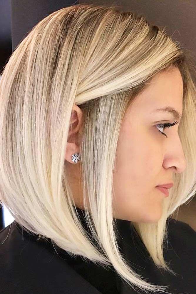 Nouvelle Tendance Coiffures Pour Femme 2017 / 2018 - Les coupes de cheveux Edgy bob sont les ...