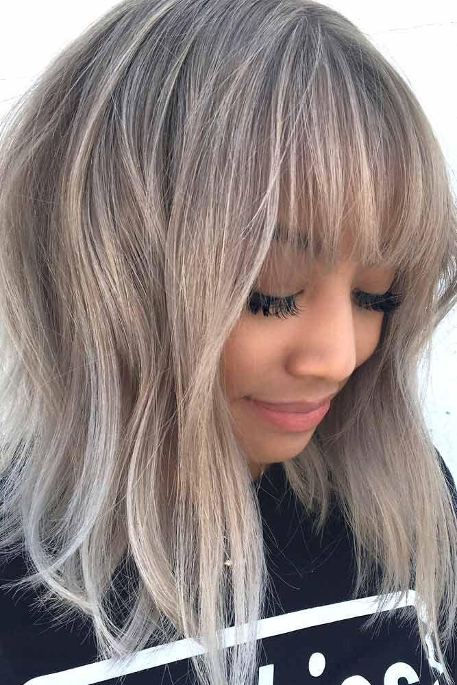 Nouvelle tendance coiffures pour femme 2017 2018 les coupes de cheveux edgy bob sont les - Nouvelle coupe femme 2015 ...
