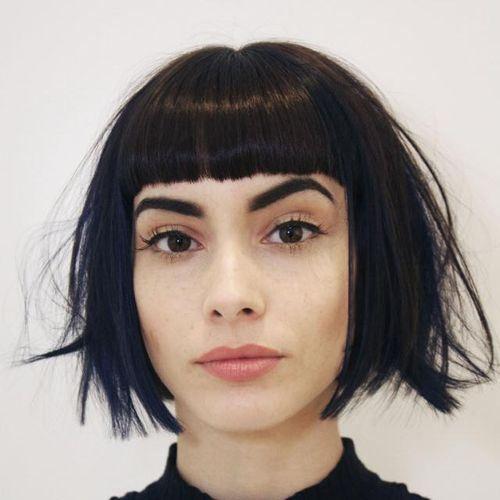 Idées Coupe cheveux Pour Femme 2017 / 2018 - 40 coiffures courtes et faciles à coiffer ...