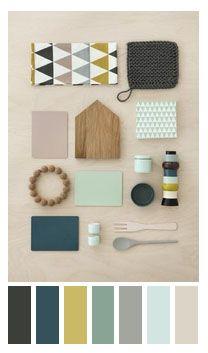 Déco Salon - Idées ambiance et couleur pour chambre d\'amis - sol ...