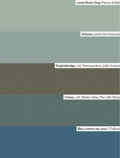 Bleu Canard Tollens Beautiful Un Bleu Lgant Et Intemporel Idal Pour