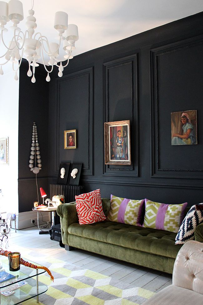 D co salon swoon worthy ambiance color e madrid jurnal for Deco coloree salon