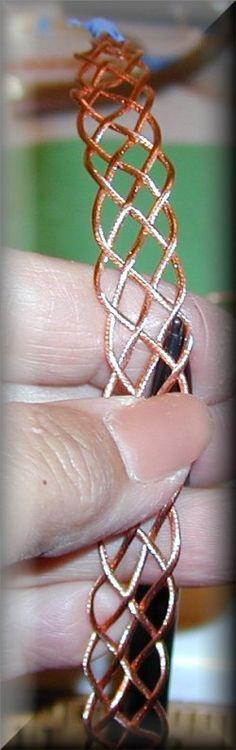 how to make braided jewelry