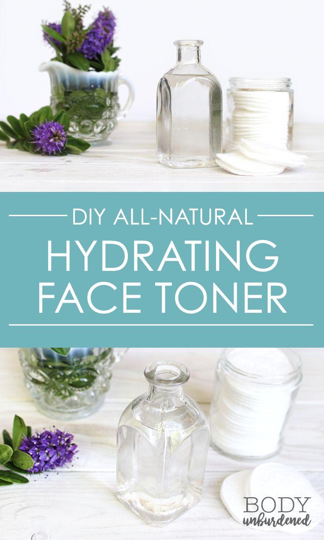 diy soin du vsage et acn ce toner hydratant pour le visage tout naturel diy est. Black Bedroom Furniture Sets. Home Design Ideas