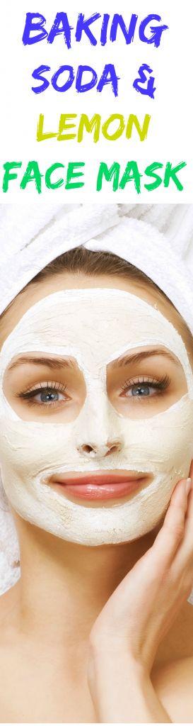 diy soin du vsage et acn utilisez ce masque au bicarbonate de soude et au citron une fois. Black Bedroom Furniture Sets. Home Design Ideas
