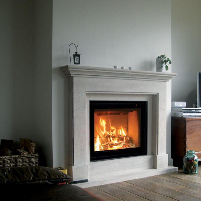 relooker une chemine avec insert relooker une cheminee frais ambiance vintage autour de la. Black Bedroom Furniture Sets. Home Design Ideas
