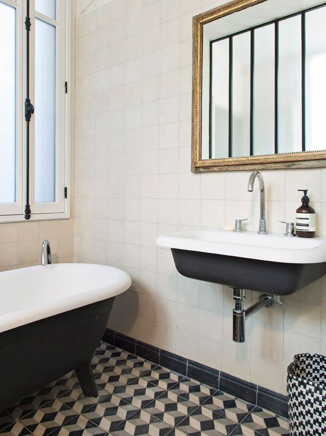 Beautiful idee renovation salle de bain pictures amazing for Idee deco salle de bain ancienne