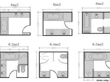 id e d coration salle de bain jolie salle de bain taupe avec baignoire blanche listspirit. Black Bedroom Furniture Sets. Home Design Ideas