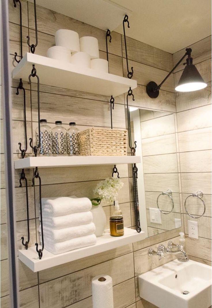 Id e d coration salle de bain que votre espace soit de - Idee salle de bain moderne ...