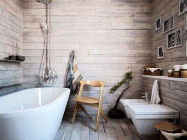 Id e d coration salle de bain 45 id es d co pour la - Idees deco de salle de bain au style tropical ...