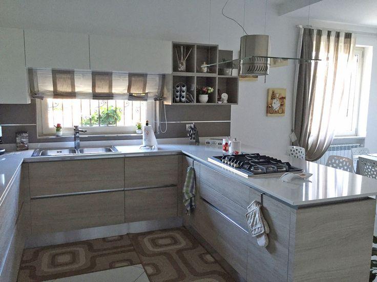 Idée relooking cuisine - La cuisine Oyster Decorativo de ...