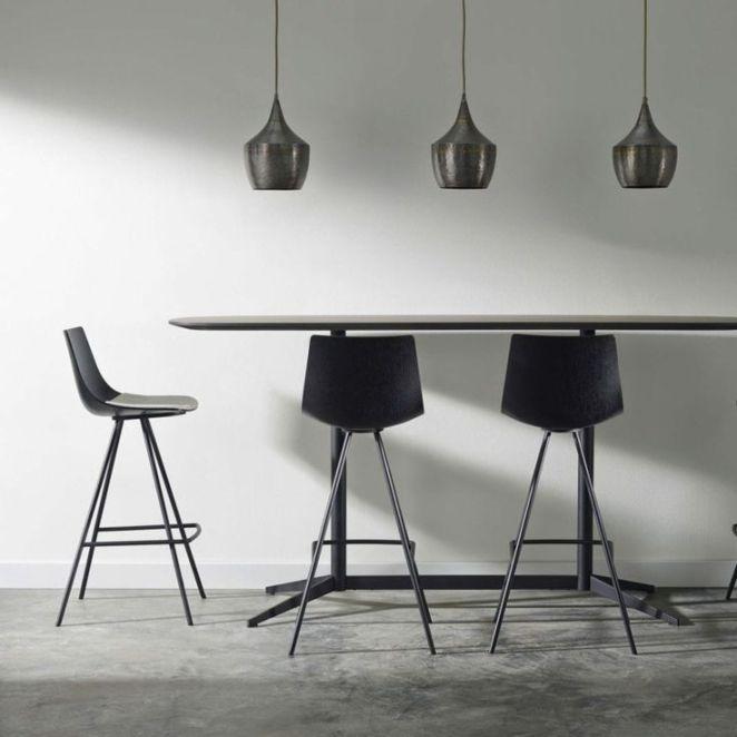 Id e relooking cuisine modele de chaise noire plan de travail cuisine avec bar listspirit - Modele de plan de travail cuisine ...