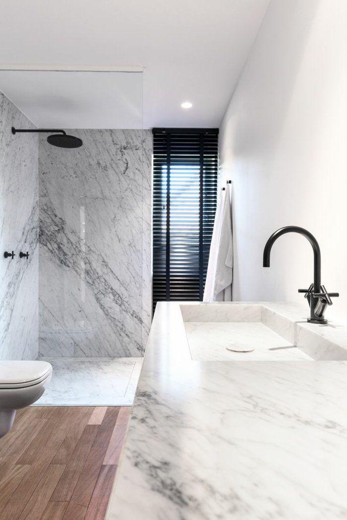 id e relooking cuisine la plus moderne salle de bain en marbre blanc modeles salles de bains. Black Bedroom Furniture Sets. Home Design Ideas