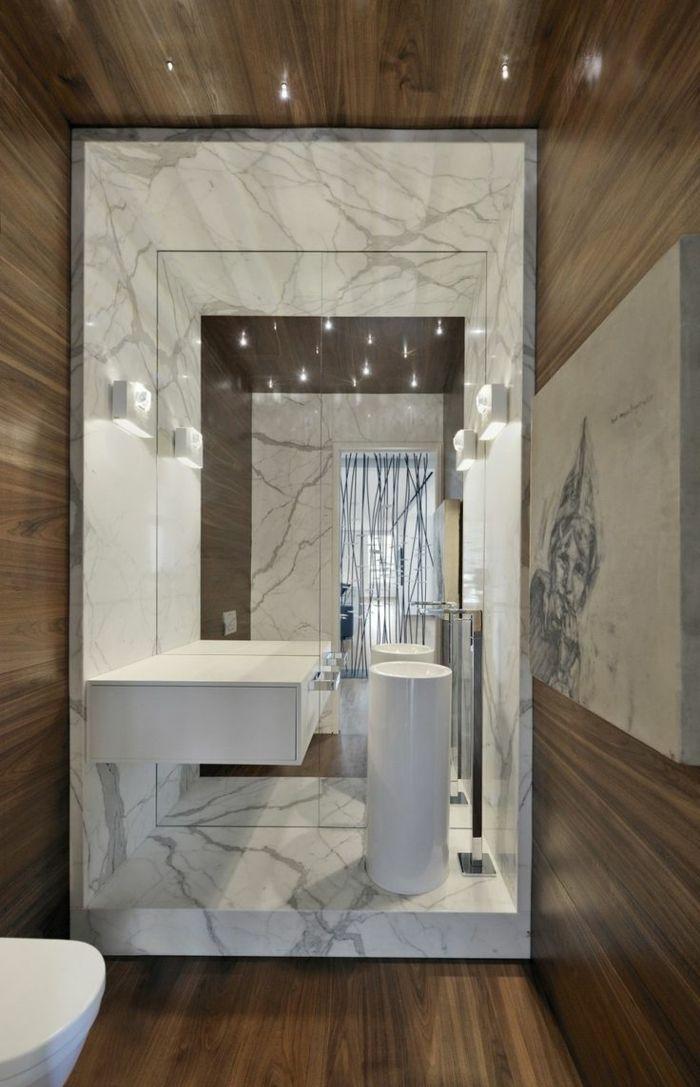 Id e relooking cuisine modeles salles de bains en marbre - Modele de salle de bain moderne ...