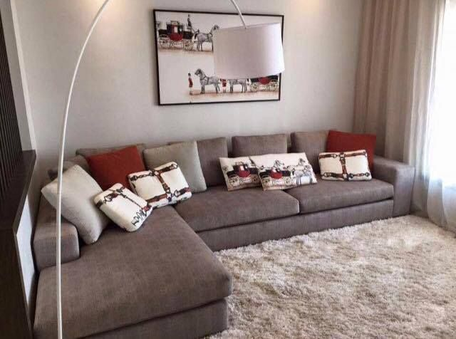 id e relooking cuisine salon marocain moderne gris rouge en l de interieur sur mesure. Black Bedroom Furniture Sets. Home Design Ideas