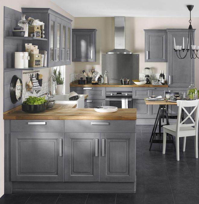 Idée relooking cuisine - Une cuisine bistro... - ListSpirit.com ...