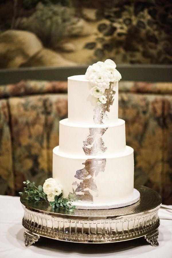 Pièce Montée 2017 Gâteau De Mariage Moderne à Trois étages