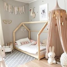 Stunning Chambre Originale Petite Fille Images - House Design ...