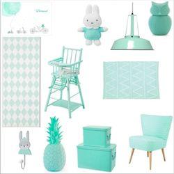 relooking et d coration 2017 2018 menthe vert d 39 eau menthe d co d coration chambre enfant. Black Bedroom Furniture Sets. Home Design Ideas