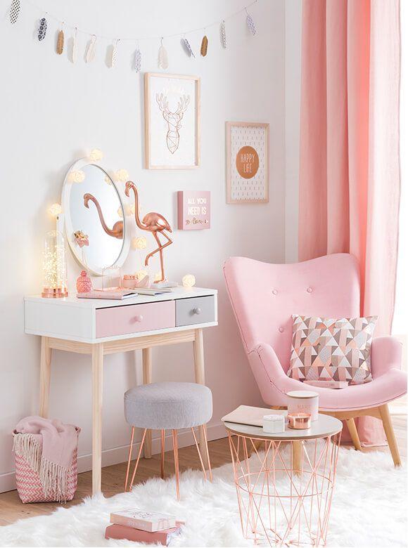 relooking et d coration 2017 2018 tendance d co cuivre moderne id e d co et shopping. Black Bedroom Furniture Sets. Home Design Ideas