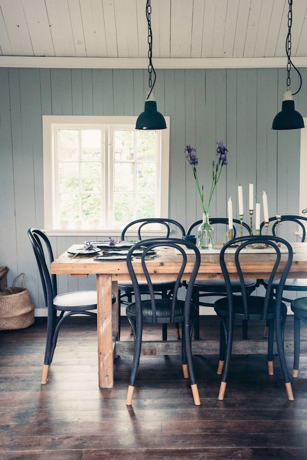 salle 224 manger cuisine chaises peintes sauf pieds