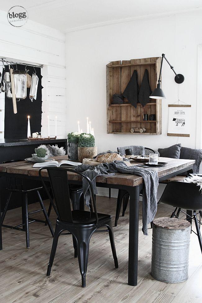 salle manger for my home id es d co 17 d tourner des objets. Black Bedroom Furniture Sets. Home Design Ideas