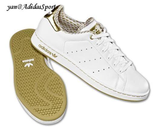 online retailer 3d796 a5c01 adidas stan smith 2 womens gold
