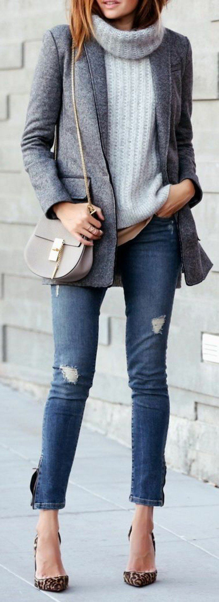 Style femme hiver 2017 - Style hiver 2017 ...