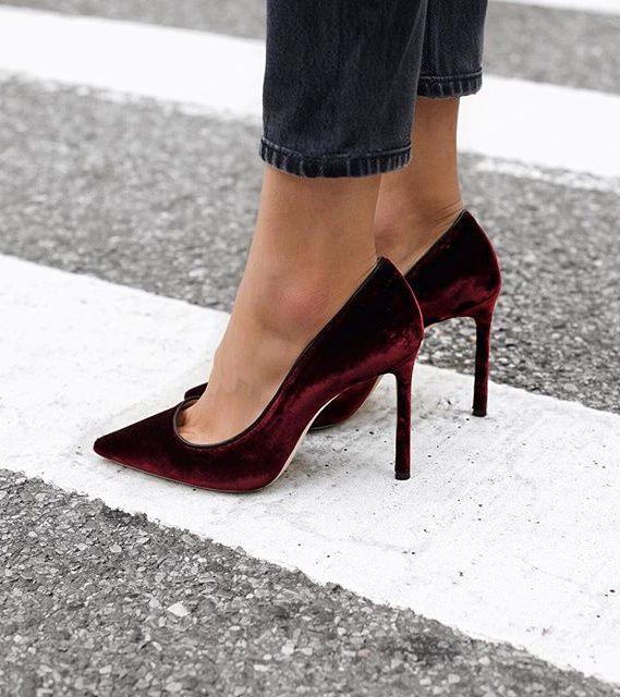 super populaire 8ebfa e1492 Tendance Chaussures 2017 - Entre talons vertigineux et ...
