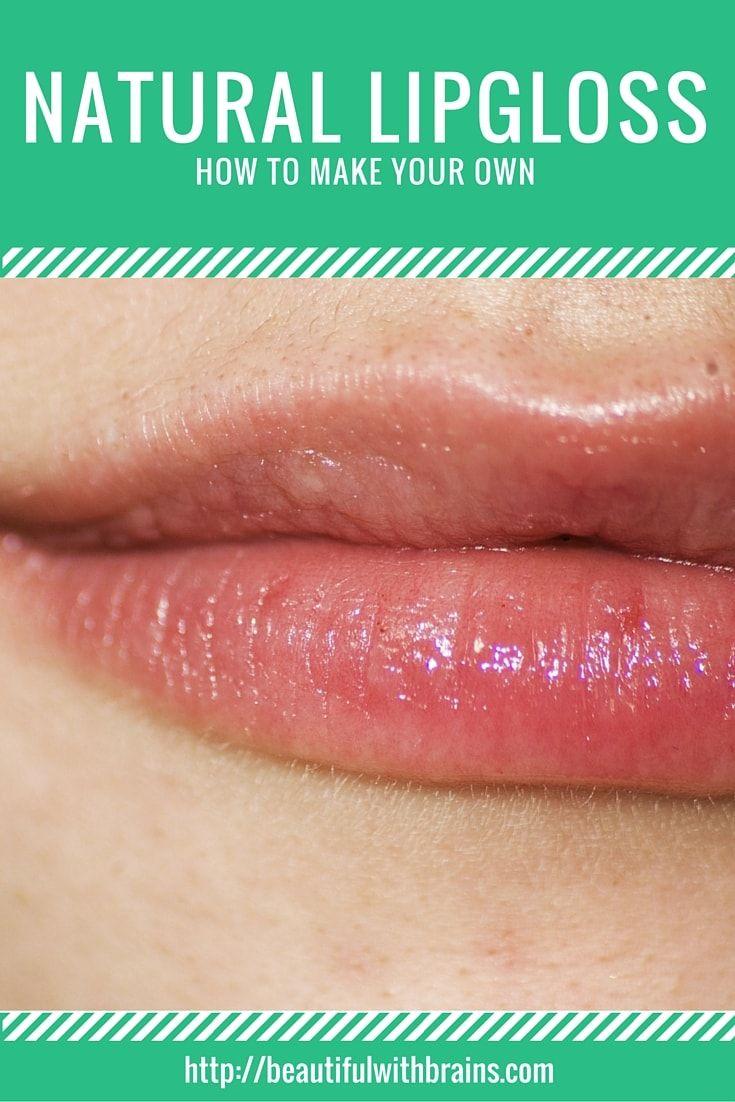 tutoriel sur les soins de la peau envie de faire votre lipgloss naturel cliquez pour trouver. Black Bedroom Furniture Sets. Home Design Ideas
