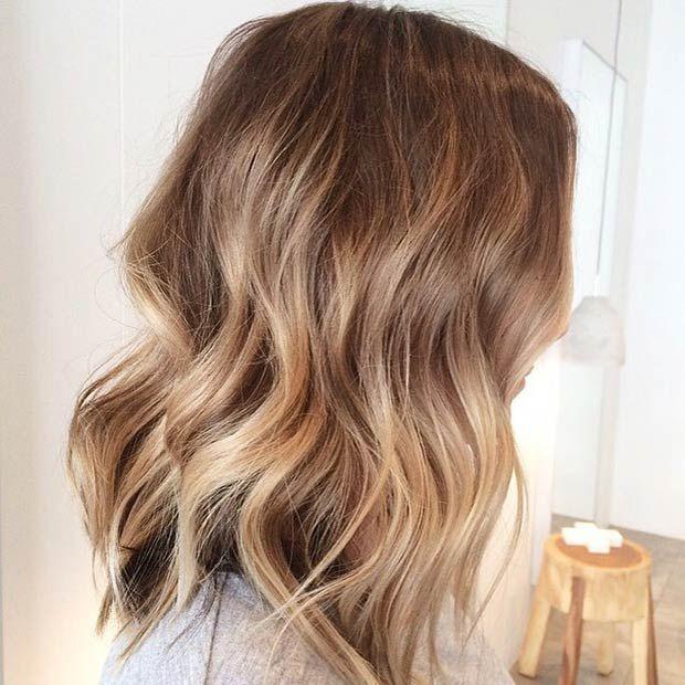 Id es coupe cheveux pour femme 2017 2018 47 hot long for Idee coupe couleur cheveux long