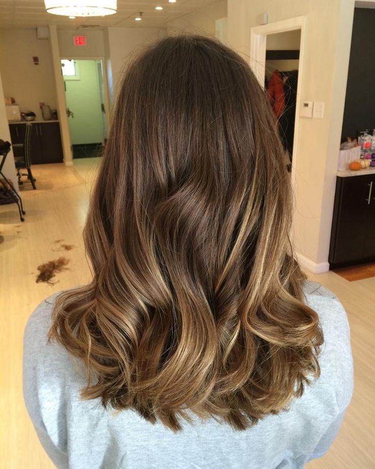 id es coupe cheveux pour femme 2017 2018 60 id es de couleurs de cheveux balayage avec des. Black Bedroom Furniture Sets. Home Design Ideas