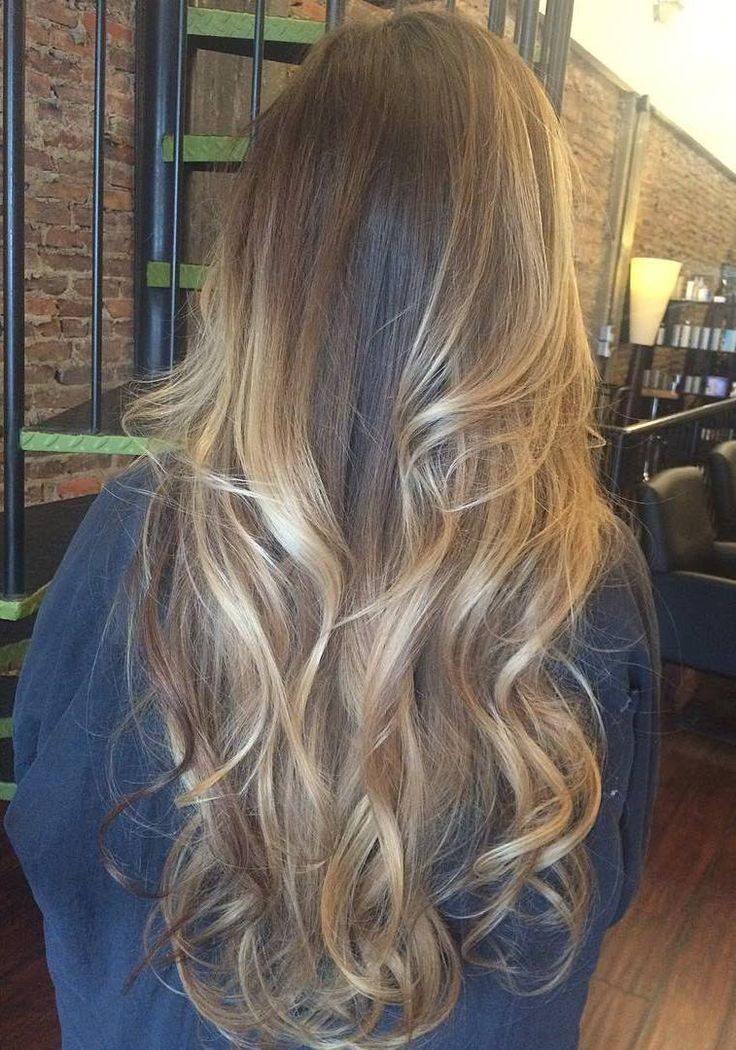 60 id es de couleurs de cheveux balayage avec des points culminants blonds bruns caramel et. Black Bedroom Furniture Sets. Home Design Ideas