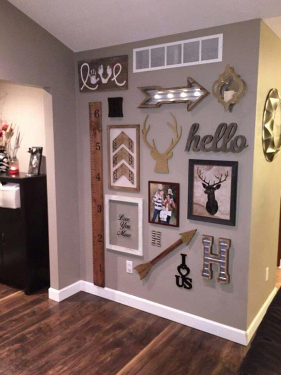 d co salon couleur du mur pour salon cuisine adorable wall some decor came from hobby lob. Black Bedroom Furniture Sets. Home Design Ideas