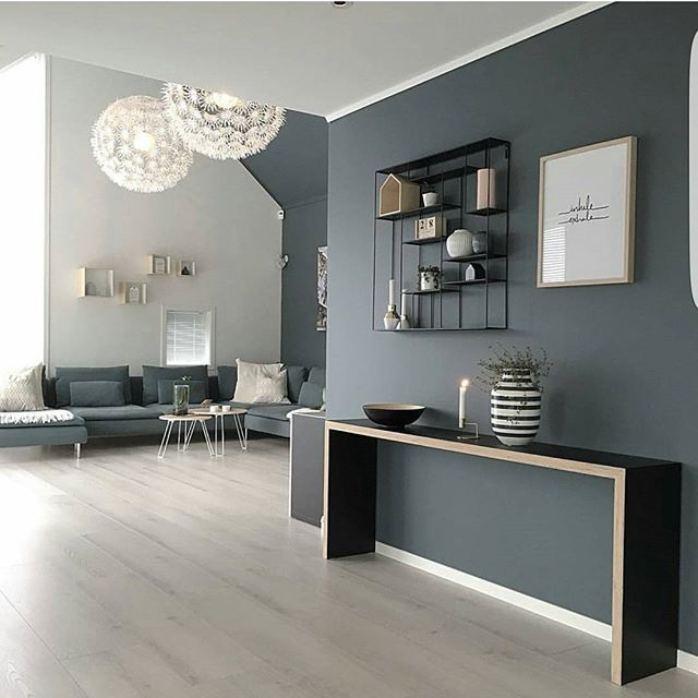 d co salon salle manger gris beige leading inspiration culture. Black Bedroom Furniture Sets. Home Design Ideas