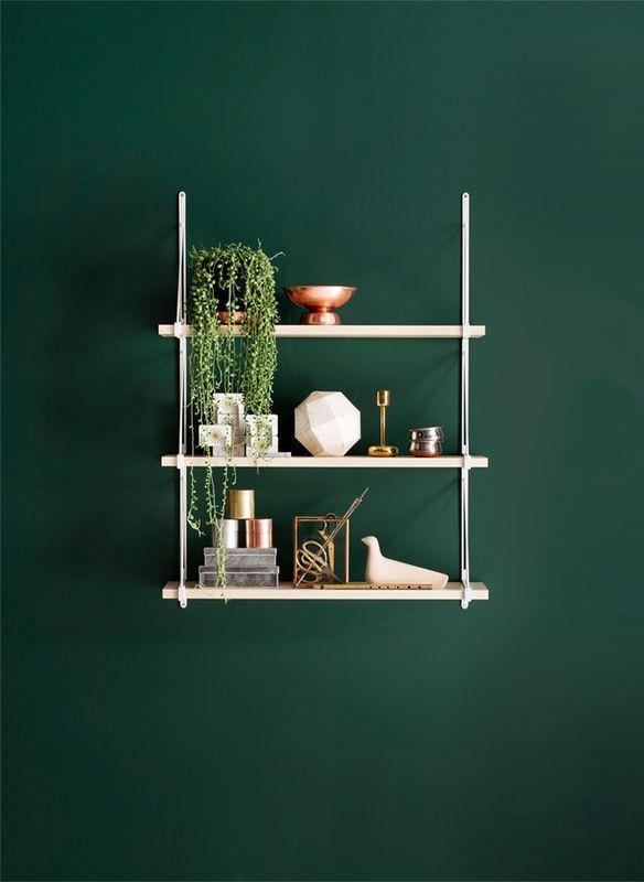 d co salon osons le vert emeraude leading inspiration culture. Black Bedroom Furniture Sets. Home Design Ideas