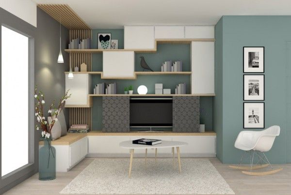 d co salon petit salon biblioth que recherche google leading inspiration. Black Bedroom Furniture Sets. Home Design Ideas