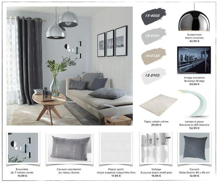 Emejing salon de style ideas for Salon style scandinave